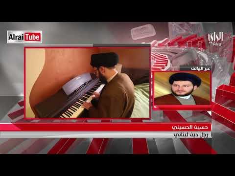 رجل دين لبناني يعزف البيانو بالعمامة ومن دونها