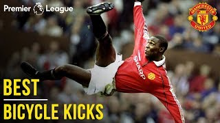 Video United's Best Bicycle Kicks | World Bicycle Day | Manchester United MP3, 3GP, MP4, WEBM, AVI, FLV Agustus 2019