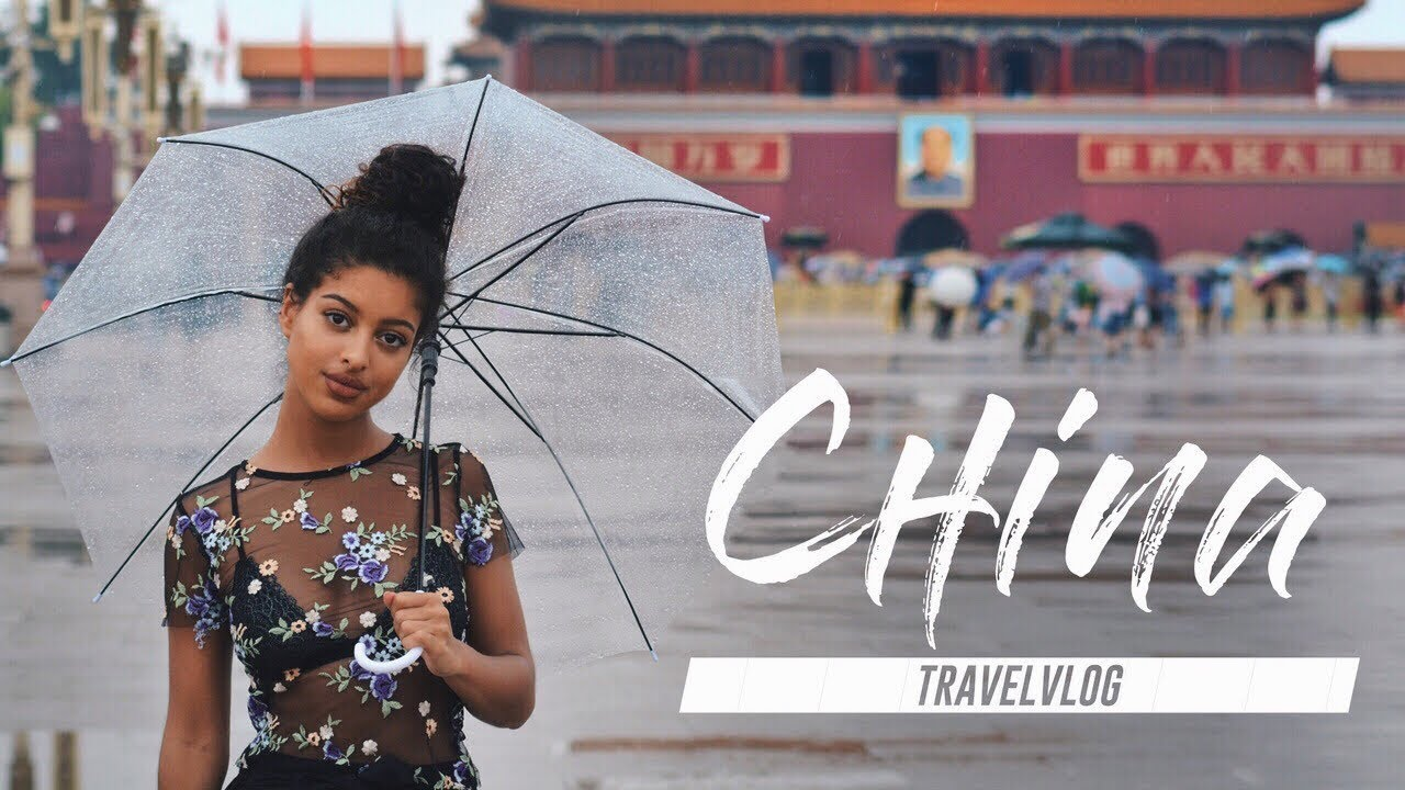 Travelvlog – China