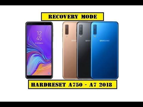 Samsung A7 2018 Forgot Pattern Lock