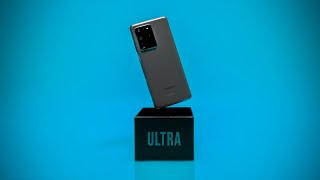 Samsung Galaxy S20 Ultra - The Best BIG Phone?