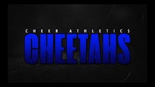 Cheer Athletics Cheetahs Remix 2019-20