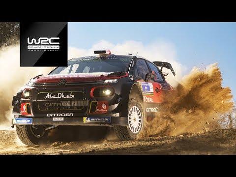 WRC - Rally Guanajuato México: Flashback