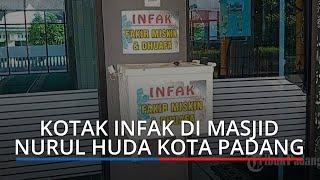 Bocah di Padang Ketahuan Kuras Kotak Infak di Masjid, Diduga Mencuri Telah Berulangkali