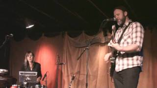 """""""Scenic Pastures"""" CROOKED FINGERS live 1/21/11"""