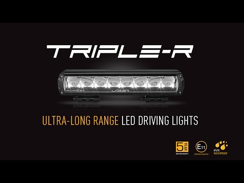 Lazer LED Triple-R