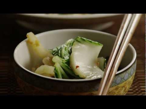 How to Make Spicy Bok Choy in Garlic Sauce | Asian Recipe | Allrecipes.com