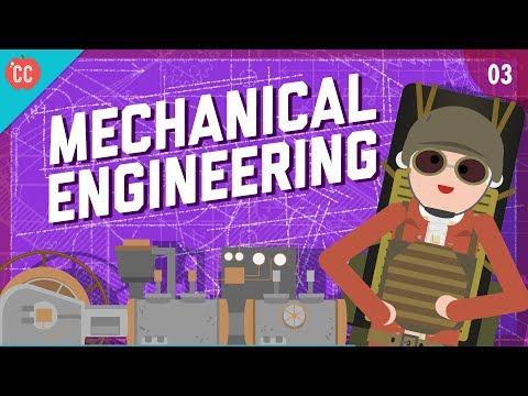 Mechanical Engineering: Crash Course Engineering #3 - YouTube