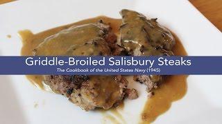 CHOW: Salisbury Steaks