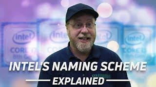 Intel's Naming Scheme Explained (i3, i5, i7, i9, Pentium etc)