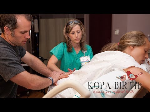 Online Birthing Classes for Natural Hospital Birth - Introduction to Kopa Birth®
