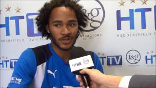 WATCH Izzy Brown told HTTV he couldnt wait to return as he