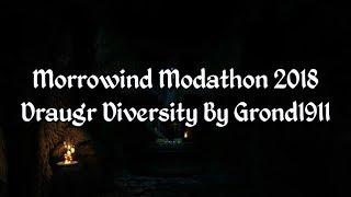 Morrowind Modathon - Draugr Diversity