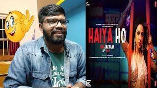 Marjaavaan Haiya Ho Reaction Sidharth M Rakul Preet Tulsi Kumar