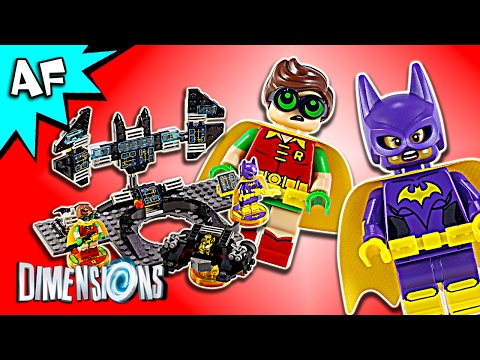 Vidéo LEGO Dimensions 71264 : Pack Histoire The LEGO Batman Movie: Play the complete movie