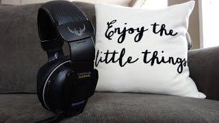 Corsair H2100 Gaming Headset Review