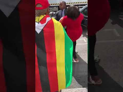 WATCH: Minister Beaten By Protesters