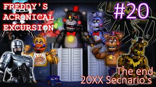 fnafb:Freddy's Acronical Excursion #20 Freddy's Vs Lefty (The end of 20XX)
