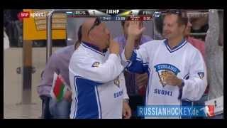 Евгений Малкин, Сборная Россия на ЧМ 2014 █ Лучшие моменты (финал) █ Финляндия 5:2
