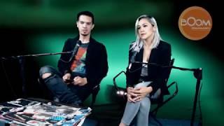 Daniela Carpio y Edwardo Aguirre de SOY ALTERLATINO en BOOMonline