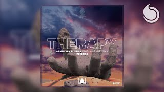 Armin Van Buuren Ft. James Newman   Therapy (Leo Reyes Remix)