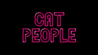 Shooter Jennings feat. Marilyn Manson - Cat People (Official Video)
