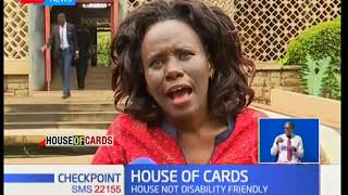 House of cards:MPS living with disability in a not so friendly house
