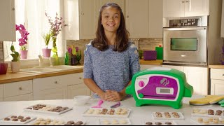 How To Make Thin Mints in the Girl Scouts Cookie Oven