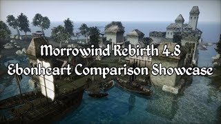 Morrowind Rebirth 4-8 - Ebonheart Comparison Showcase