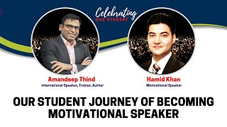 Exclusive Interview Of Our Student Hamid (Part 1)| Amandeep Thind