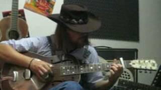Pony Blues - Charley Patton - National M2 - Ariberto Osio