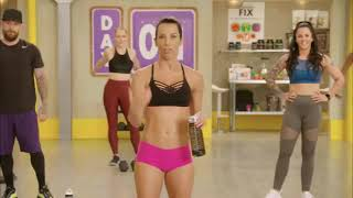 21 Day Fix Extreme Sample Workout