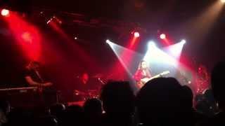 Anna Calvi - Desire, live @ Hiroshima Mon Amour Torino, Italy