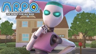ARPO The Robot For All Kids - Robot Rival  | 에피소드를보고 | Videos For Kids