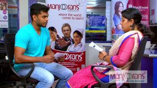 OET speaking Test By Manjoorans Education Academy
