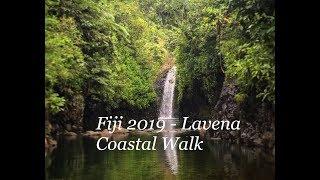 Lavena Coastal Walk, Fiji