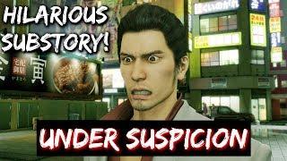 Yakuza Kiwami - Substories: Under Suspicion