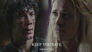 Bellamy & Clarke-  Keep You Safe (+316)