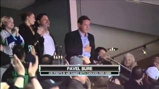 Павел Буре в Ванкувере