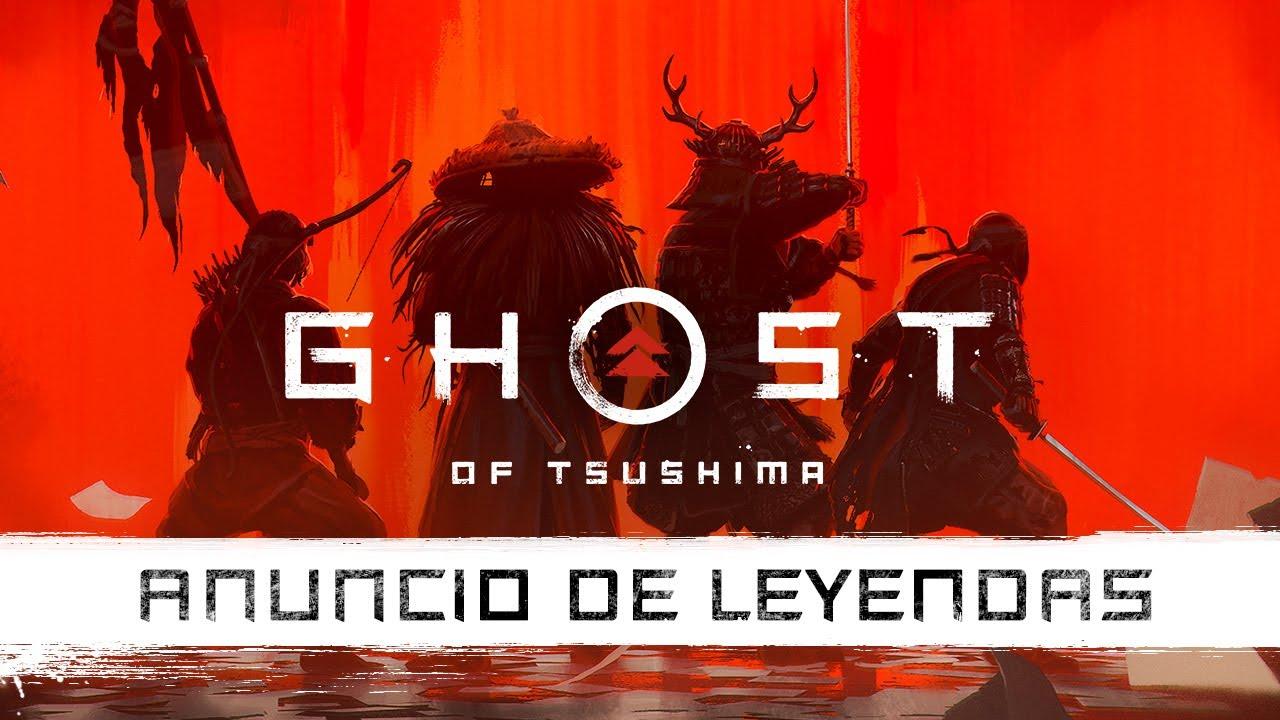 Ghost of Tsushima: Legends llegará este año a PS4
