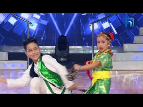 Divanshi Baidawar, Siddhartha Shrestha | Dancing with the Stars, Nepal | Performance Clip