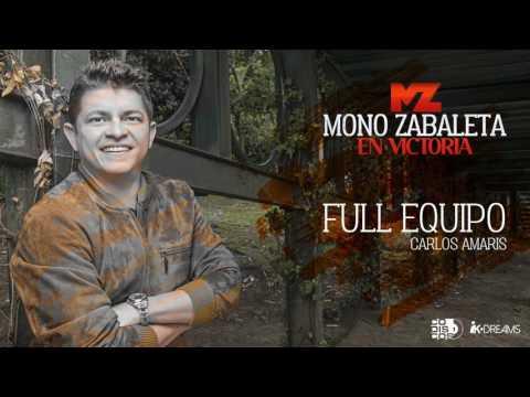 Letra Full Equipo Mono Zabaleta