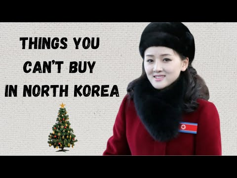 Top 6 Things You Cannot Buy In North Korea