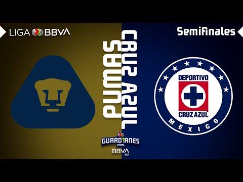 Resumen y Goles | Pumas vs Cruz Azul | Liga BBVA MX – Guardianes 2020 – Semifinales