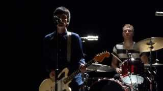 """Word Starts Attack"" Johnny Marr@Rams Head Live Baltimore 11/17/13 The Messenger Tour"