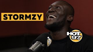 Stormzy Addresses Beef w/ Wiley, Ex-GF Cheating Rumors, Megan Markle & Grime Music