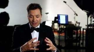 74th Annual Golden Globe Awards  Jimmy Fallon Interview  SocialNewsXYZ