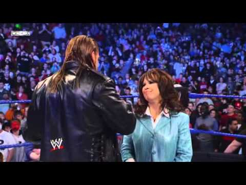 Triple H Shows Vickie Guerrero Some Confidential Photos
