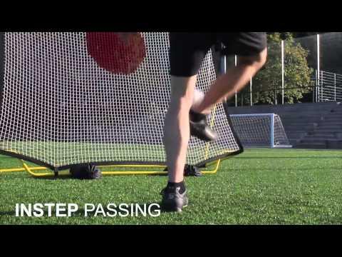 Kickster Combo, rete calcio e rete rimbalzo di QuickPlay