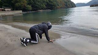 釣れた魚以外食べられないキャンプをしたらまさかの高級食材が…!!!